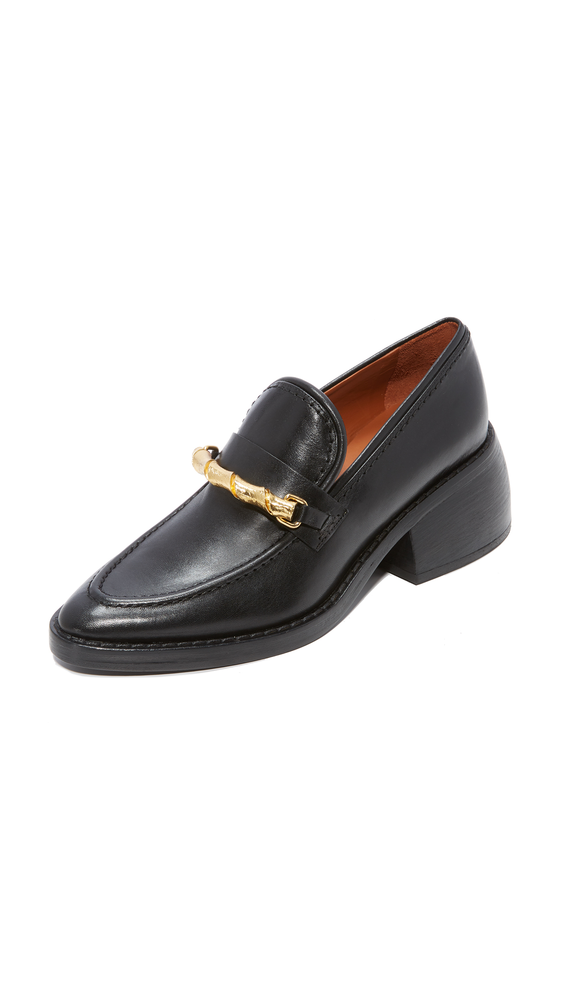 Joseph McGraw College Loafers - Nero