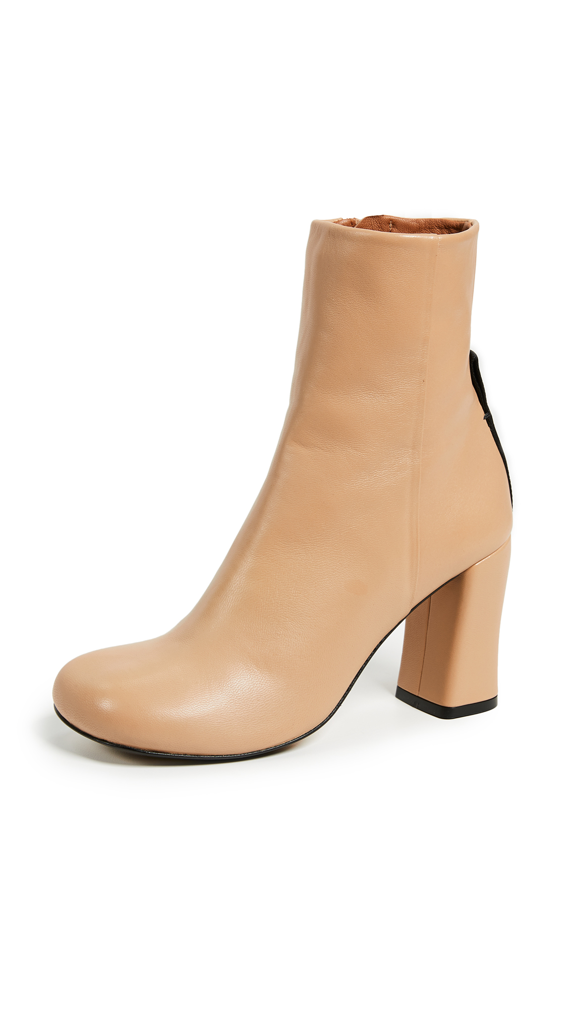 Joseph Boo Ankle Boots - Camel