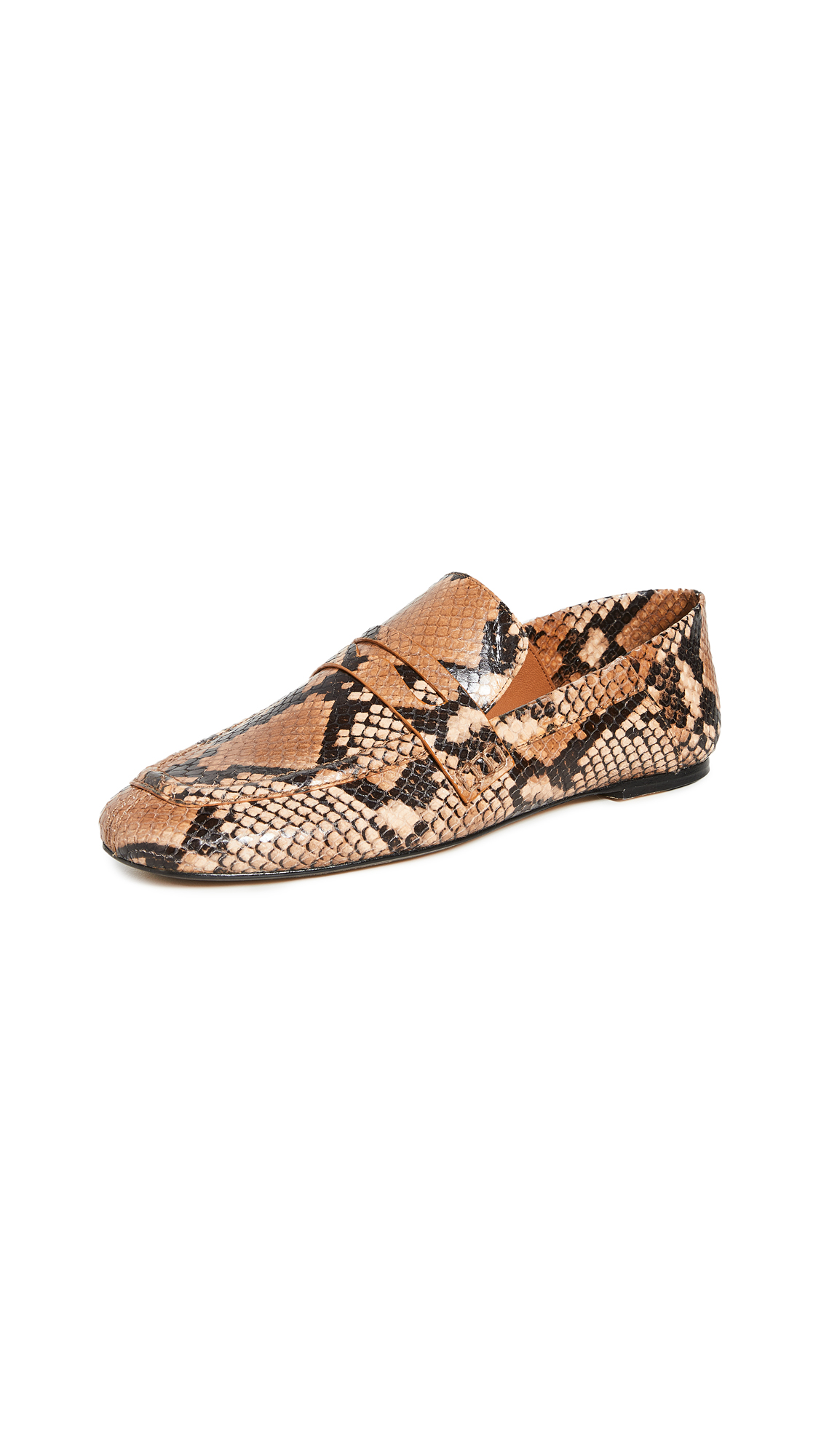 Joseph Snakeskin Loafers – 40% Off Sale