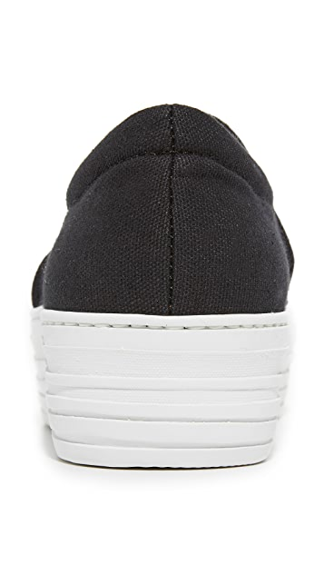 Joshua Sanders The Way Back LA Slip On Sneakers
