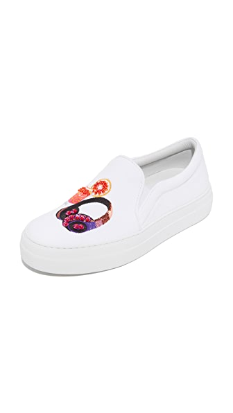 Joshua Sanders Ibizia Slip On Sneakers