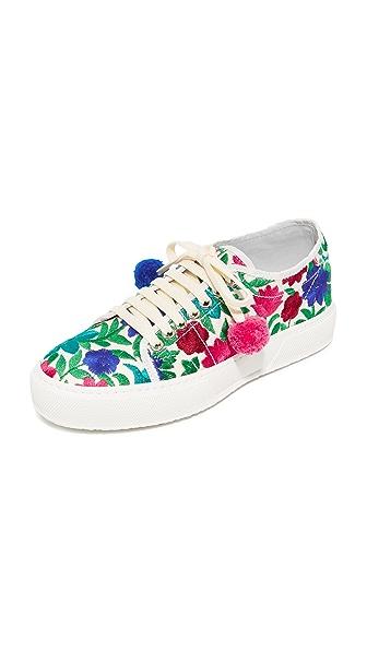 Joshua Sanders Airoa Sneakers - White