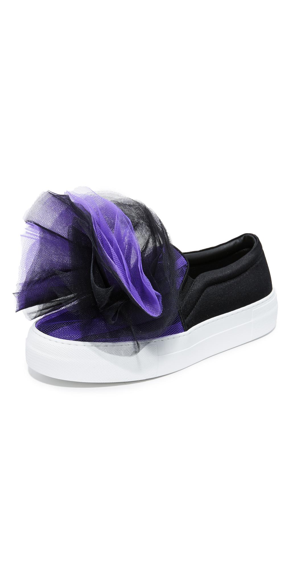 Tulle Sneakers Joshua Sanders