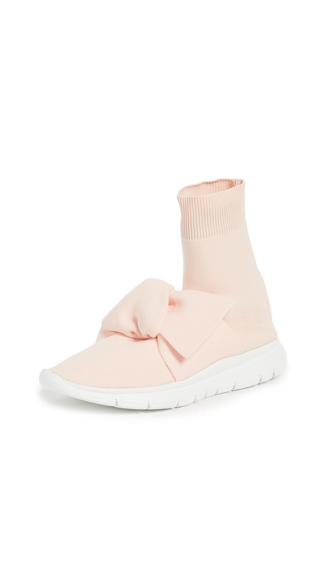 Joshua Sanders Sock Knot Sneakers - Pink