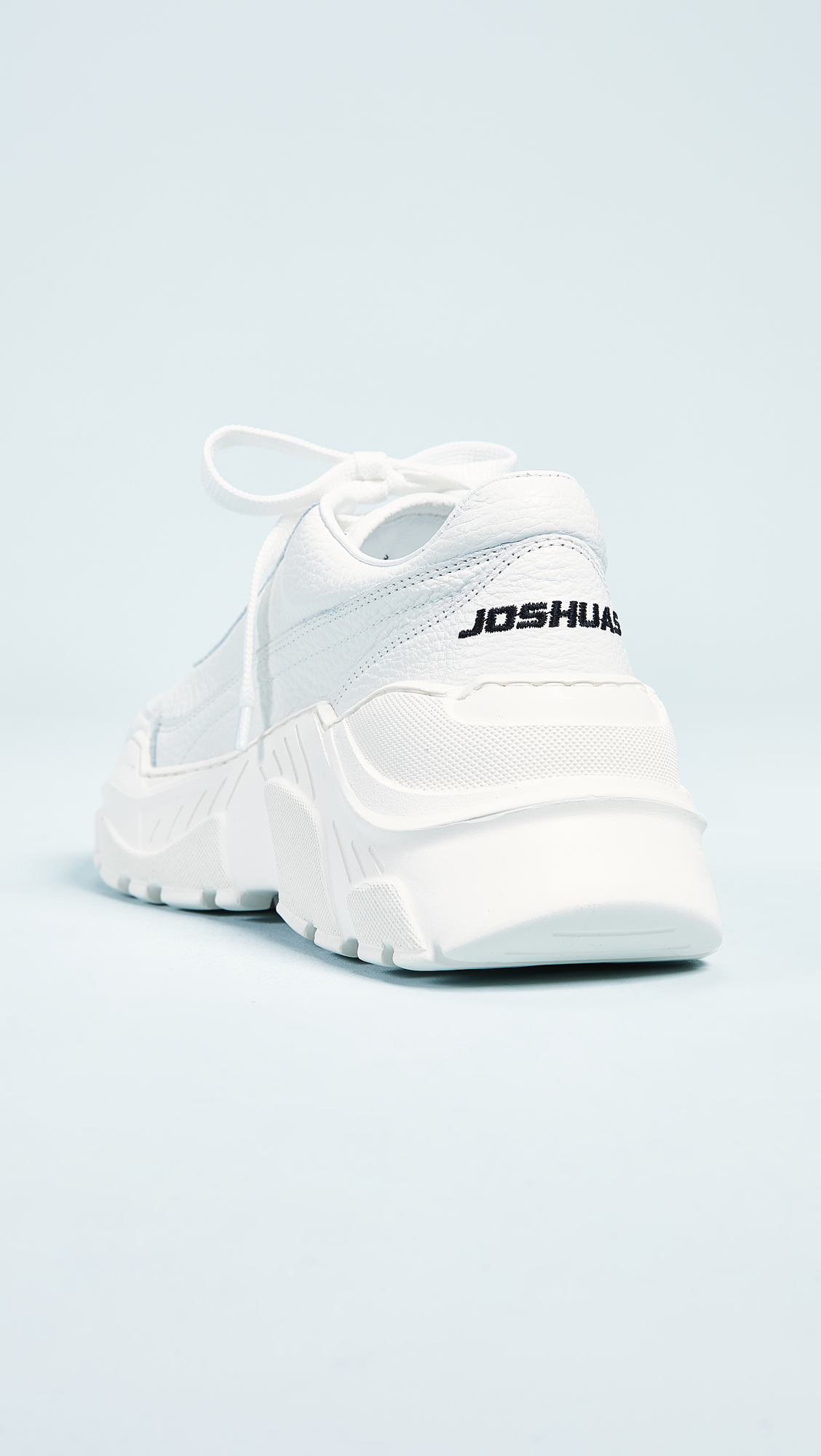 b6223cae95a43 Joshua Sanders Zenith Lace Up Sneakers