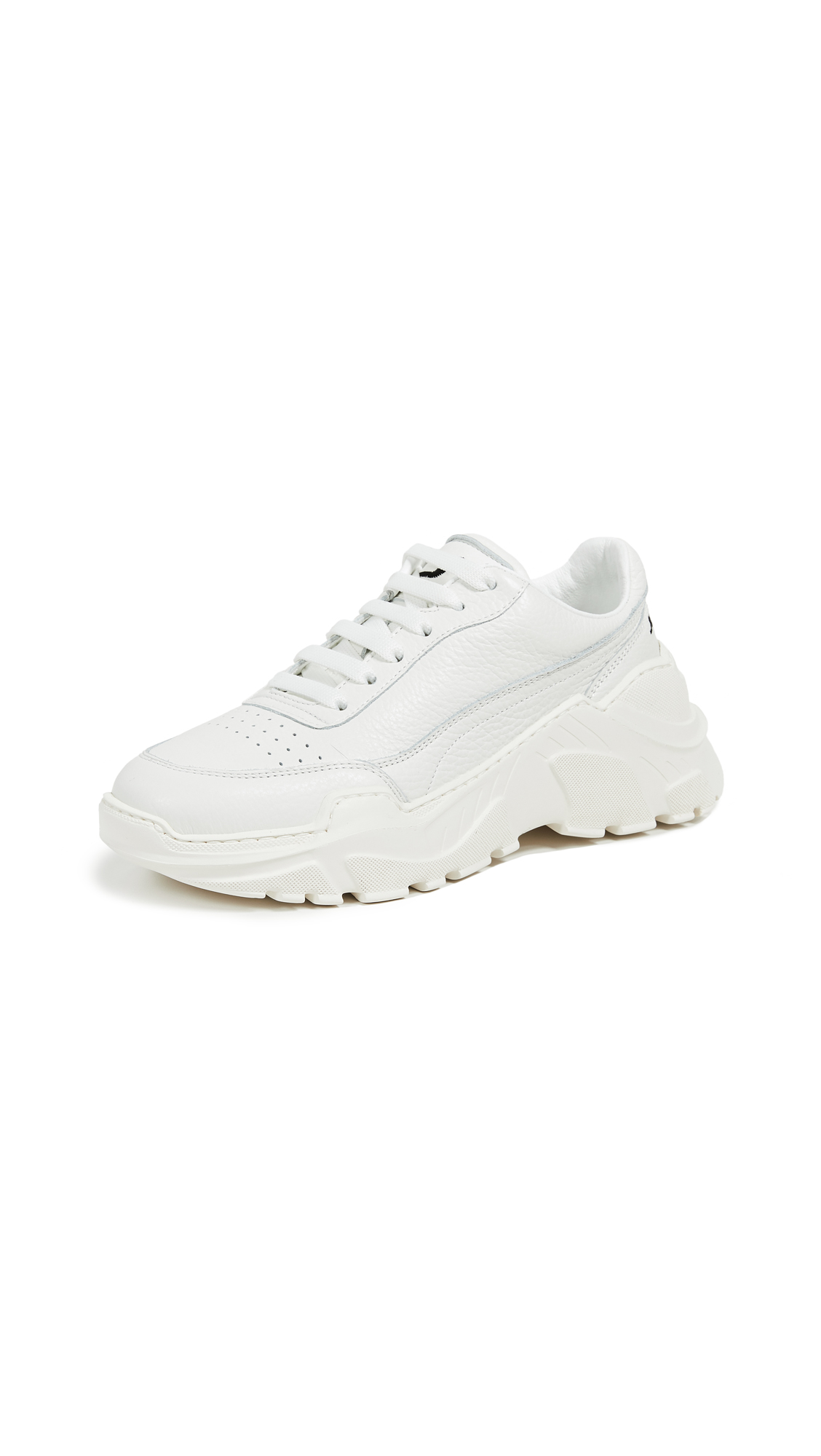 Joshua Sanders Zenith Sneakers - Black/White