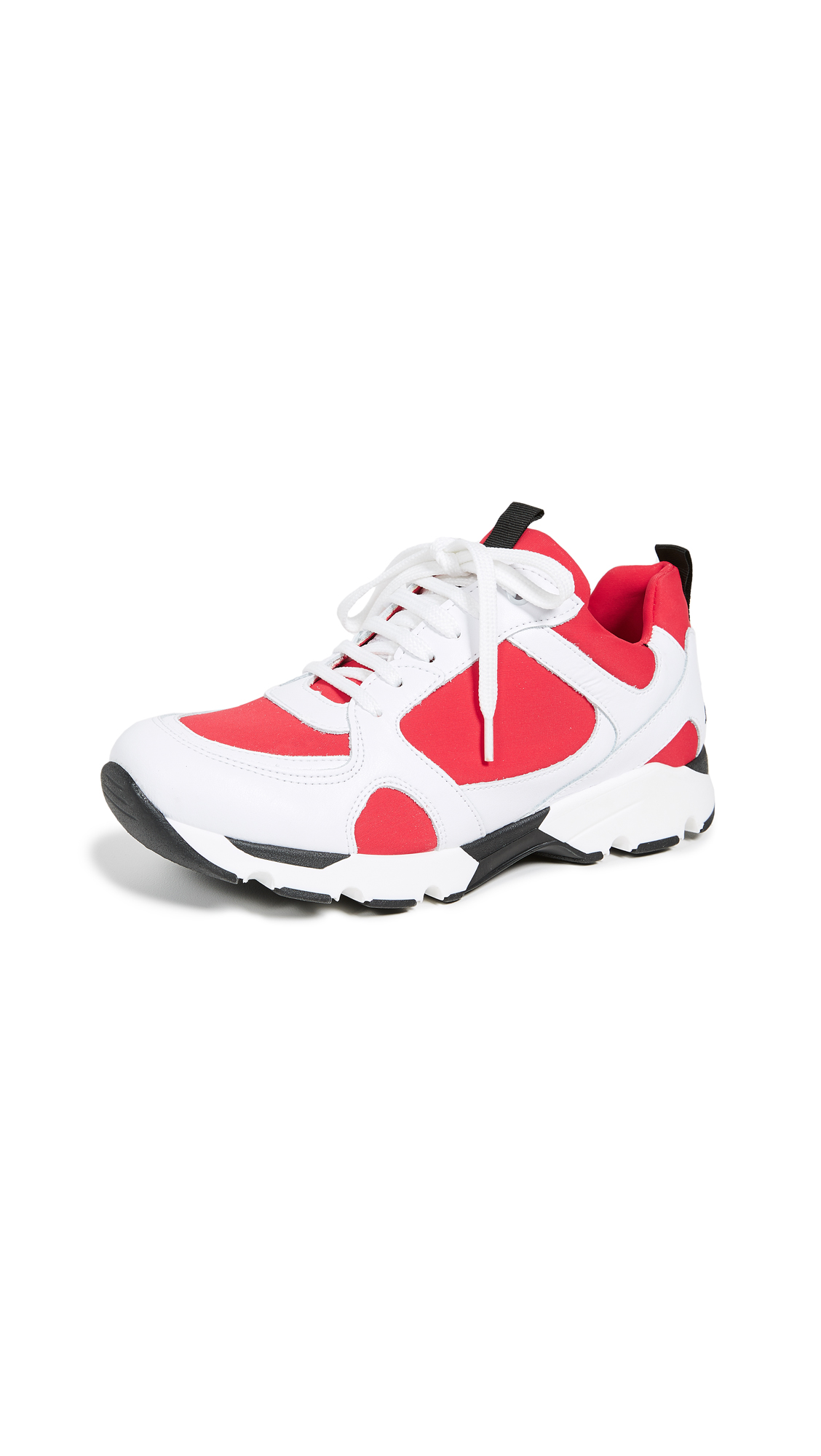 Joshua Sanders Sporty Chic 80 Sneakers - Hydro Prince