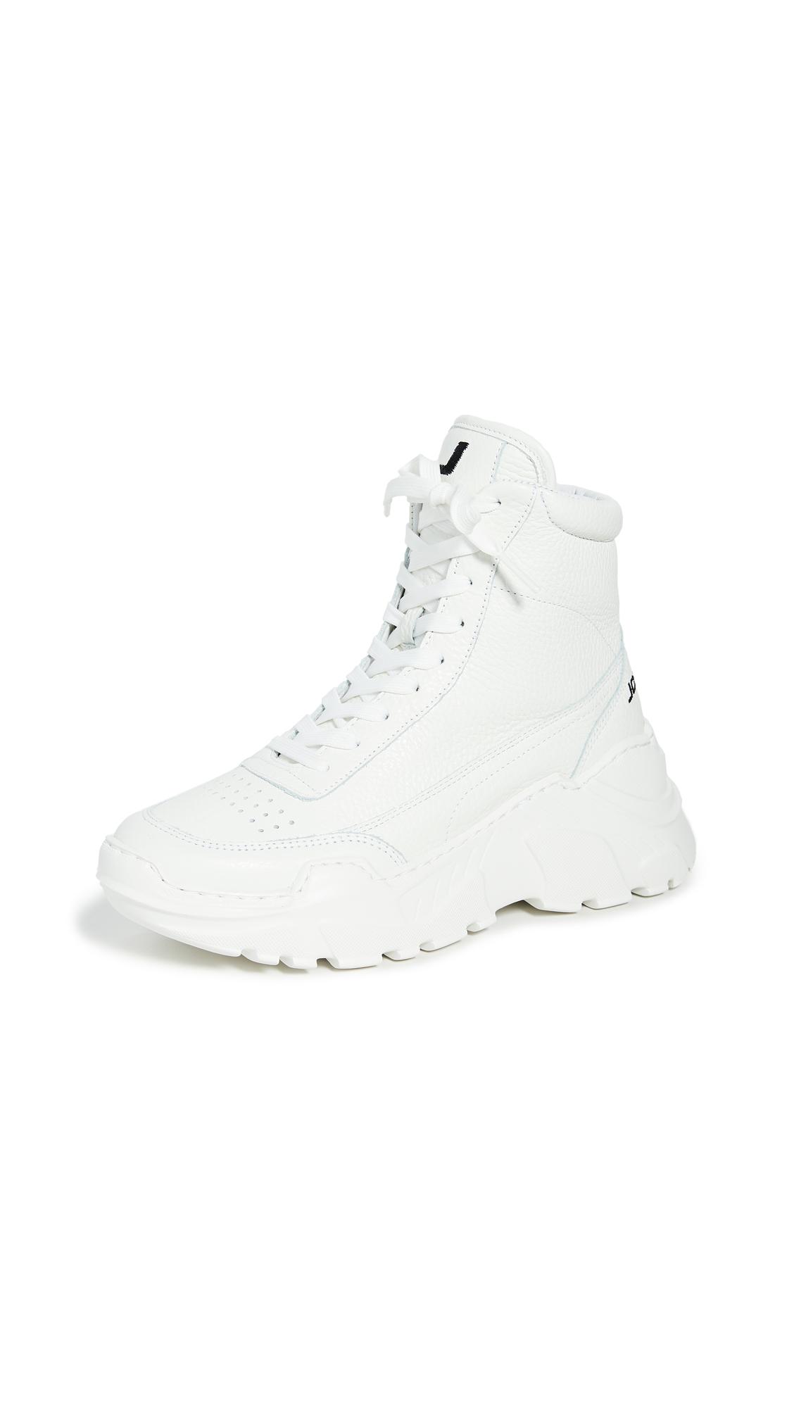 Buy Joshua Sanders online - photo of Joshua Sanders Zenith Classic Donna High Top Sneakers