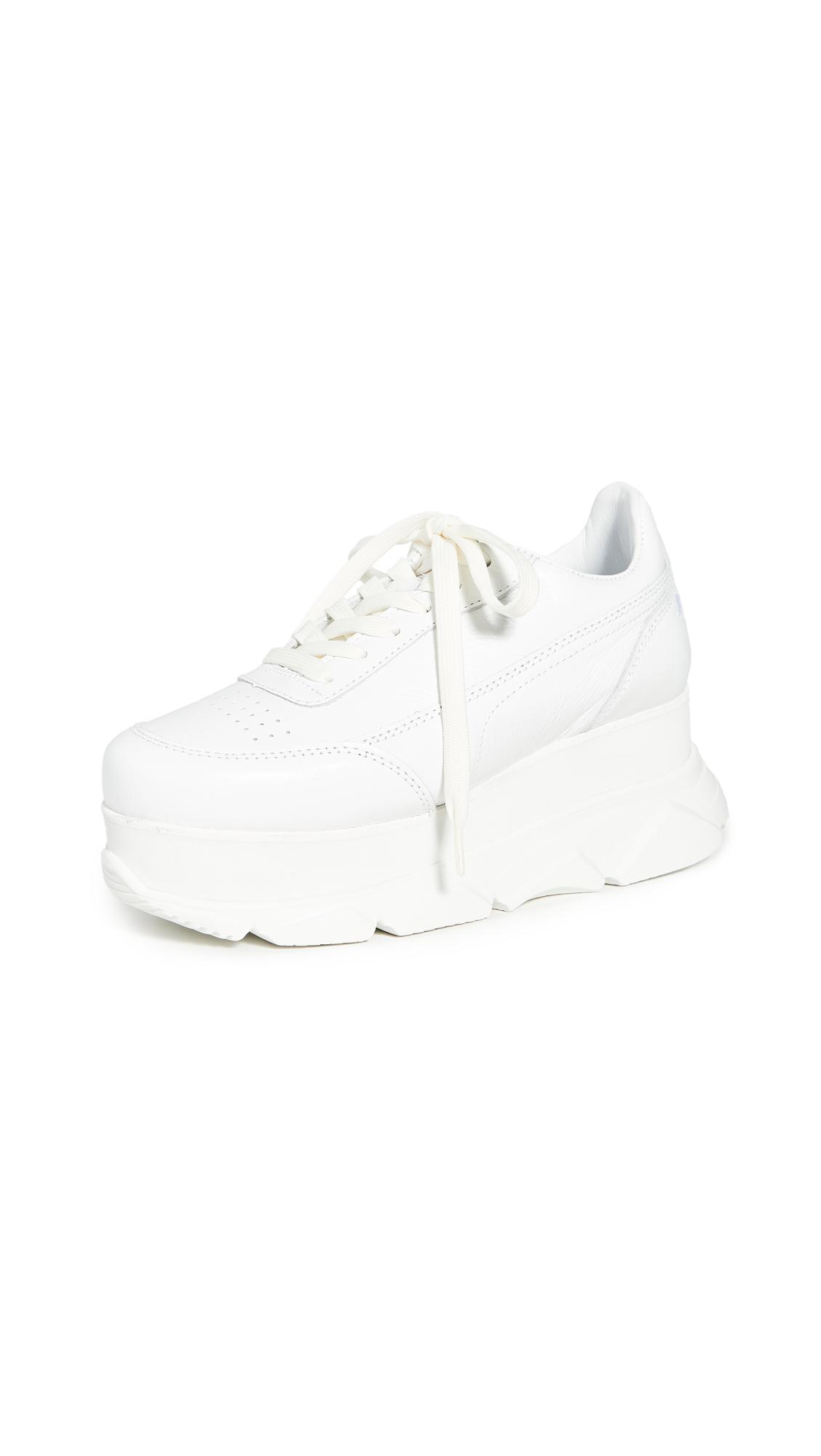 Joshua Sanders Zenith Wedge Sneakers - 70% Off Sale