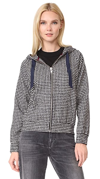 JOUR/NE Tweed Hoodie Jacket at Shopbop