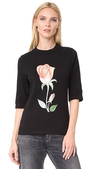JOUR/NE Rosie T-Shirt - Black