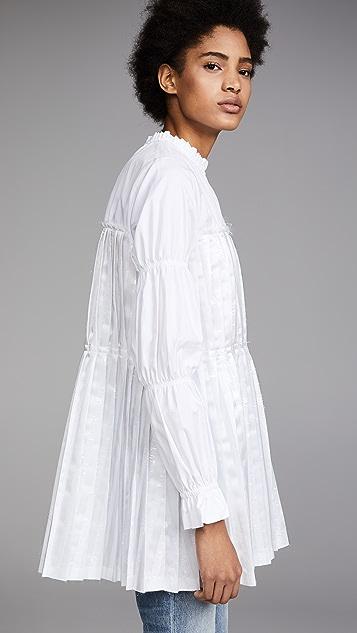 Jourden Gel Pleated Tunic