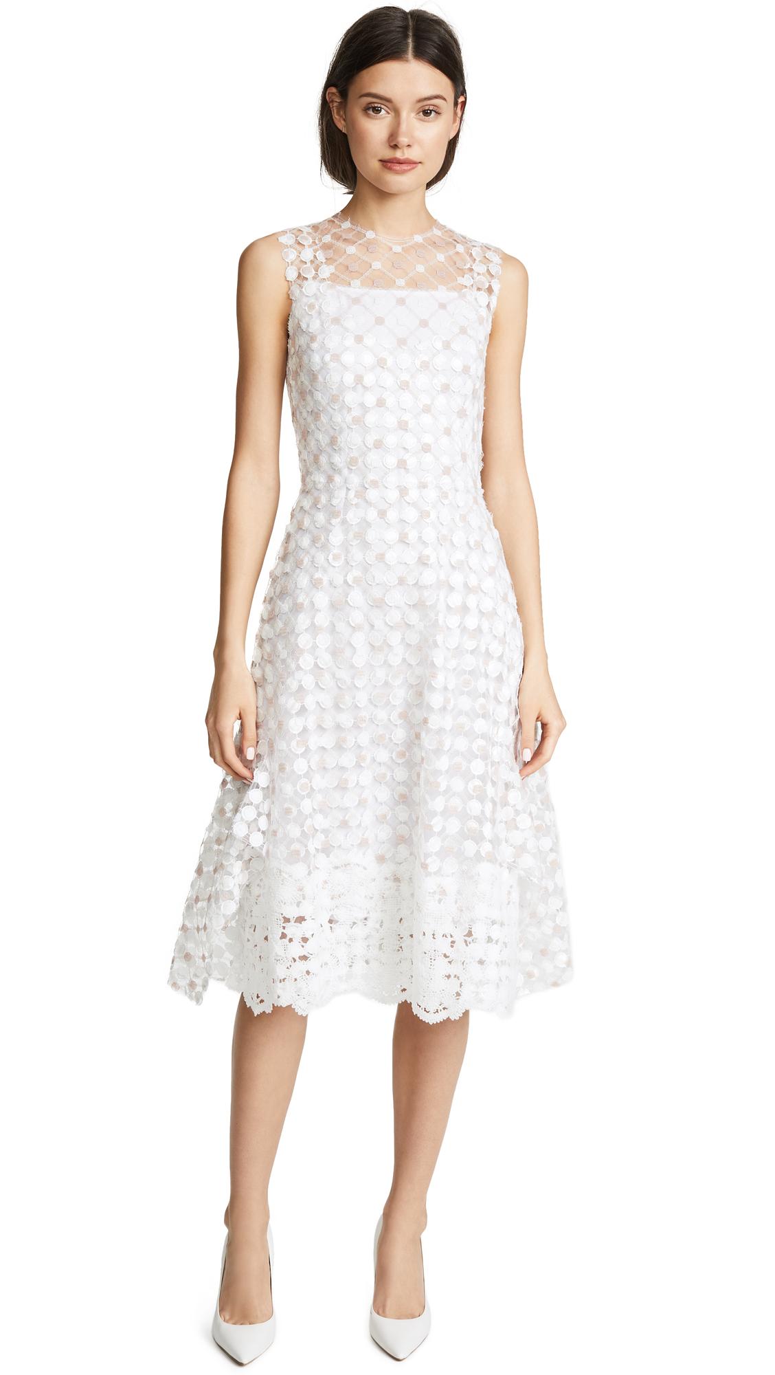 Jourden Bias Midi Dress