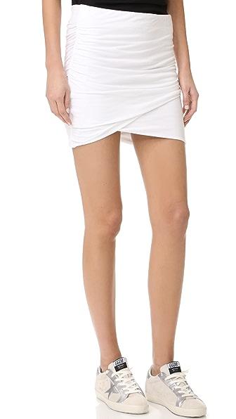 James Perse Skinny Skirt