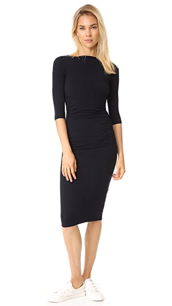 James Perse Boat Neck Dress