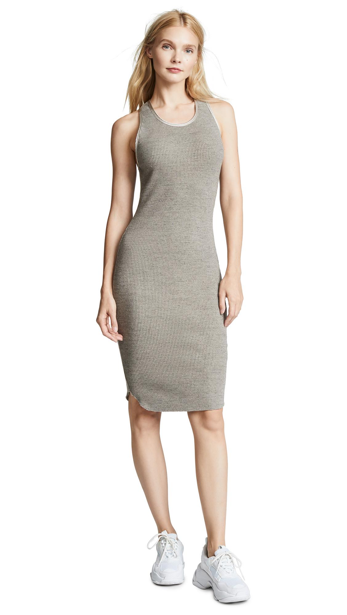 James Perse Rib Tank Dress