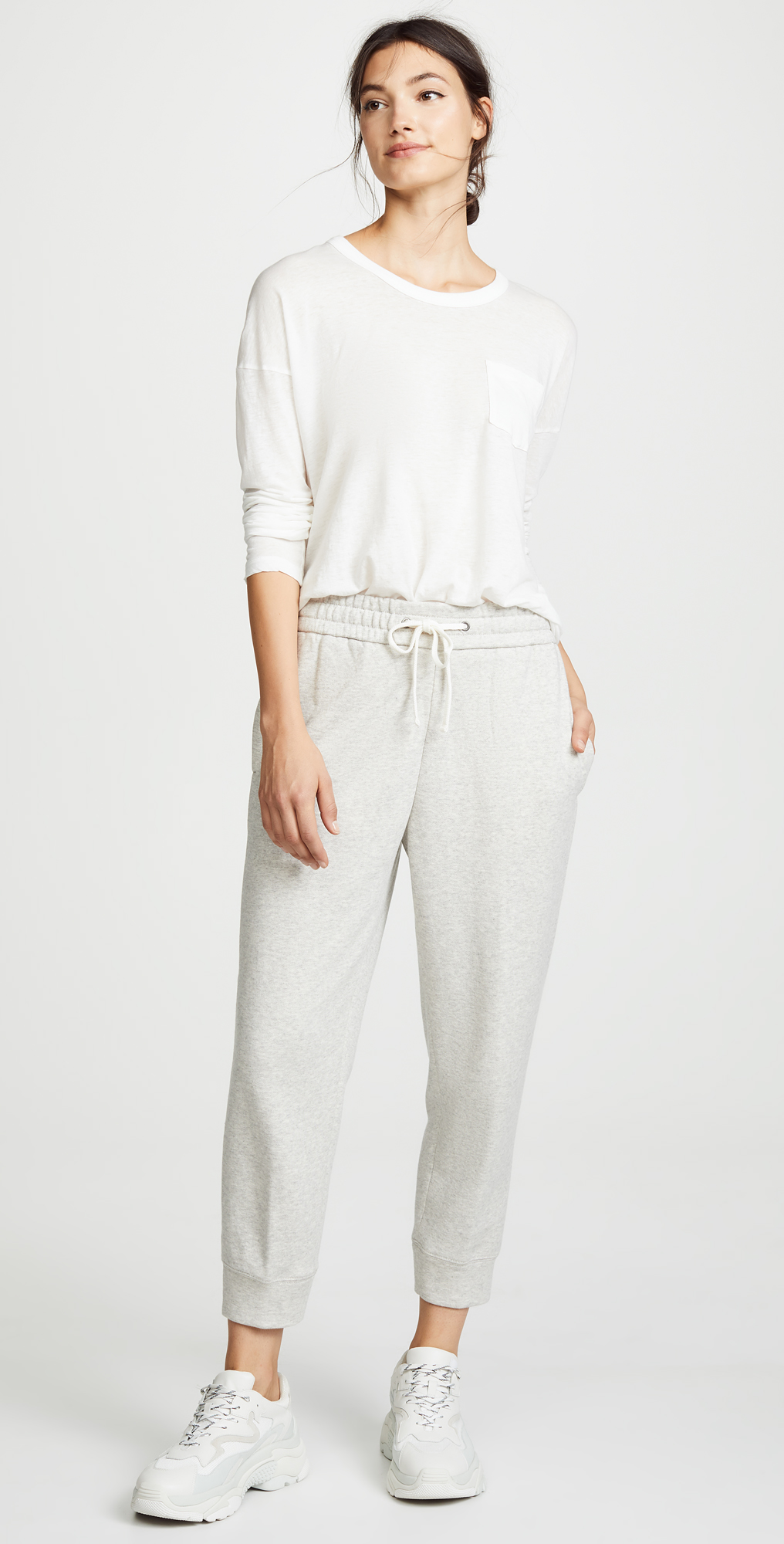 3b7d12406be James Perse Relaxed Luxe Sweatpants