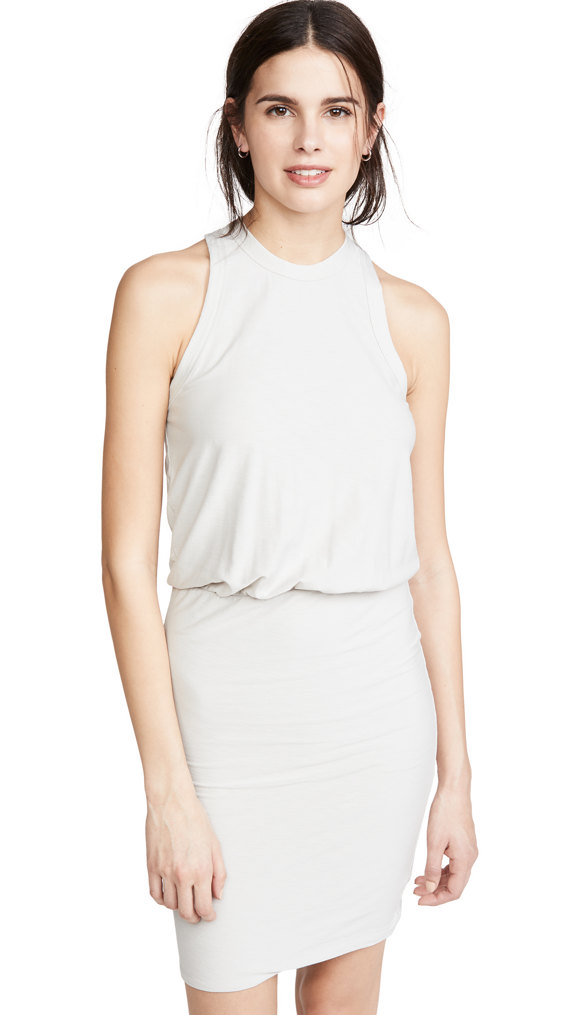 James Perse Blouson Tank Dress - 30% Off Sale