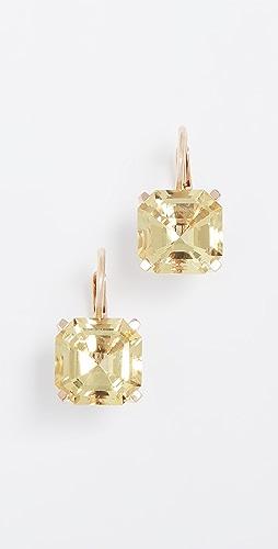 dab86a7c4 14k Octagonal Drop Earrings