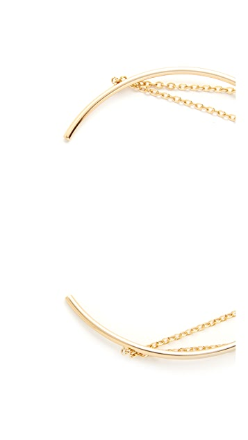 Jules Smith Loren Choker Necklace