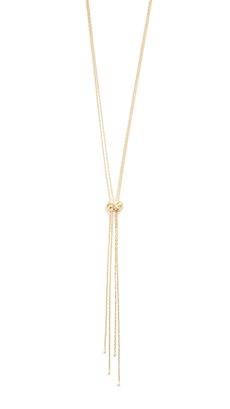 Jules Smith Cory Knot Necklace