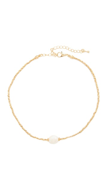 Jules Smith Sol Choker Necklace