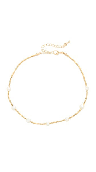 Jules Smith Comet Choker Necklace