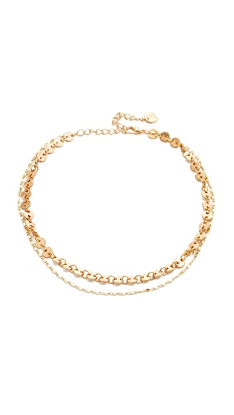 Jules Smith Capella Choker Necklace