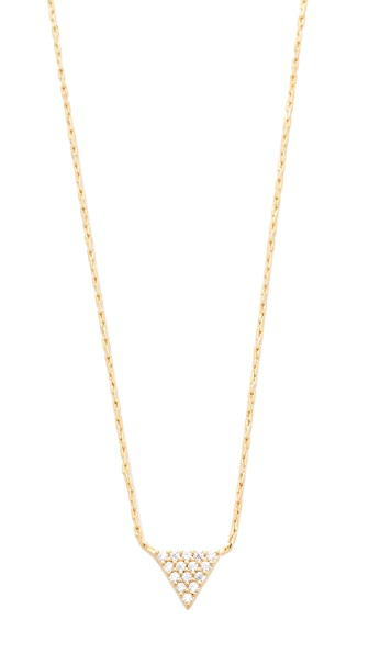 Jules Smith Franz Necklace - Gold