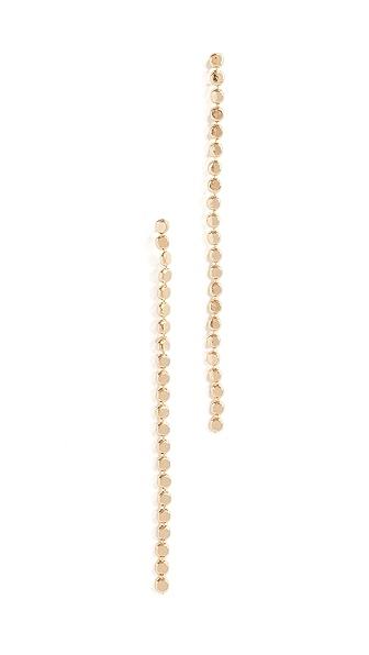 Jules Smith Dotty Earrings In Gold