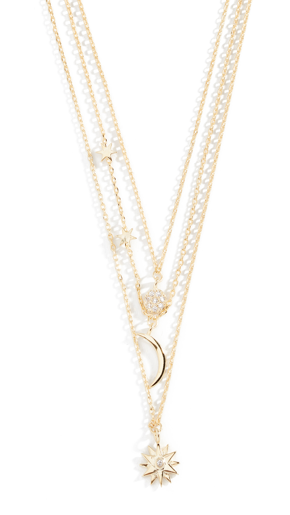 JULES SMITH CELESTIAL NECKLACE