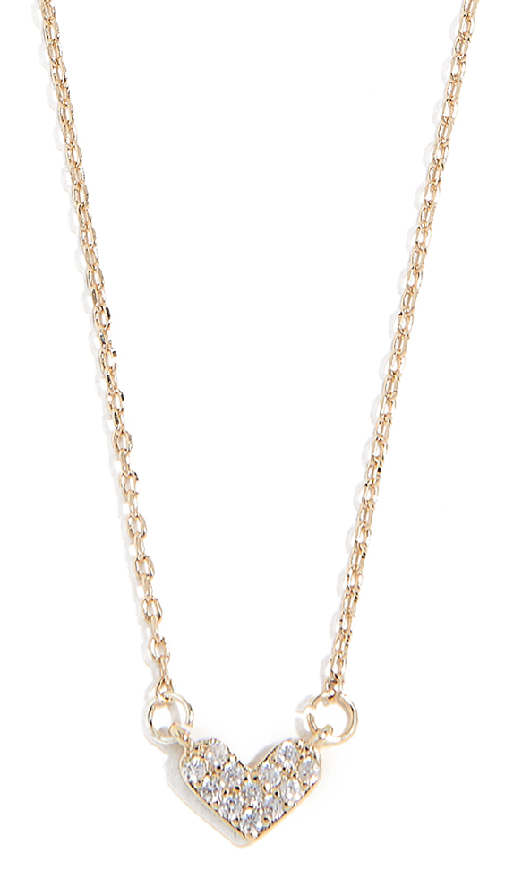 Love Me Necklace in Gold