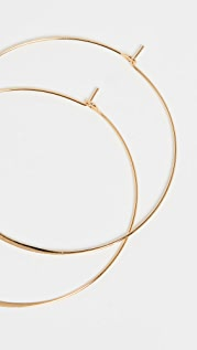 Jules Smith Suki Hoop Earrings