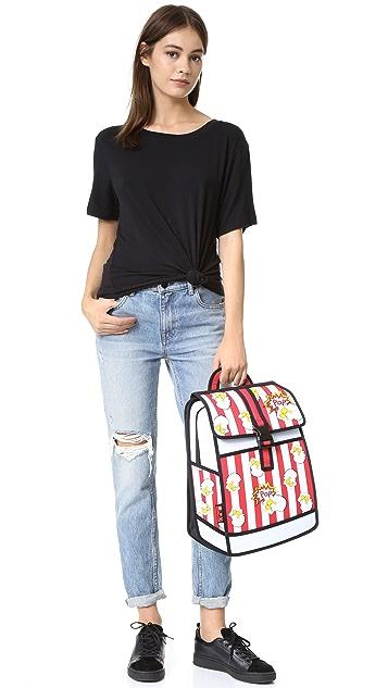 JumpFromPaper Rodnik x JumpFromPaper Popcorn Backpack