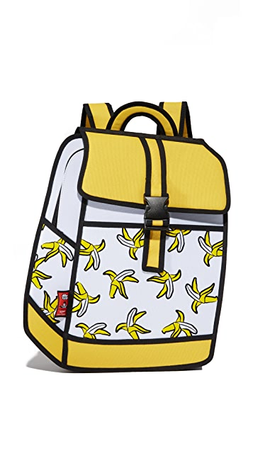 JumpFromPaper Rodnik x JumpFromPaper Banana Backpack