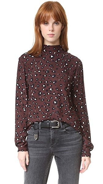 Just Female Hackett Blouse