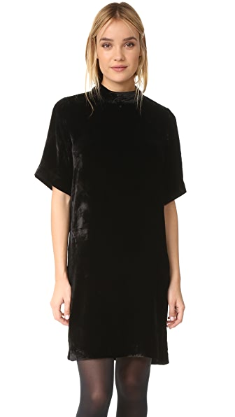 Just Female Ware Velvet Dress