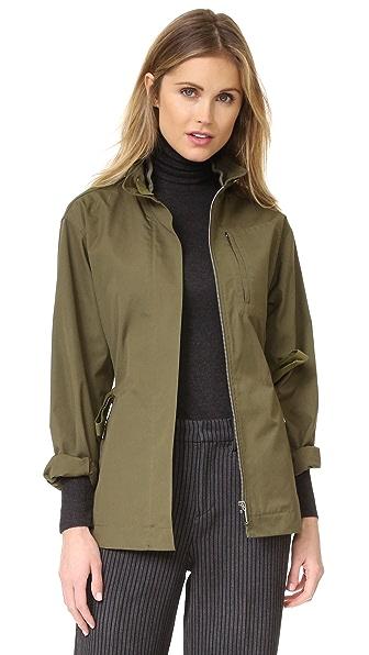 Grey Jason Wu Military Jacket