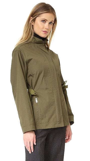 Jason Wu Grey Military Jacket