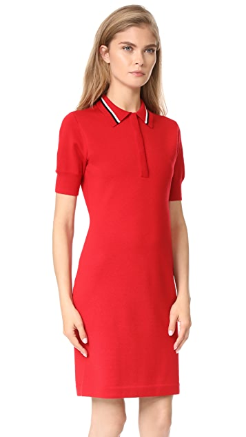 Jason Wu Grey Short Sleeve Polo Shirtdress