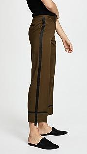 Jason Wu Прямые брюки