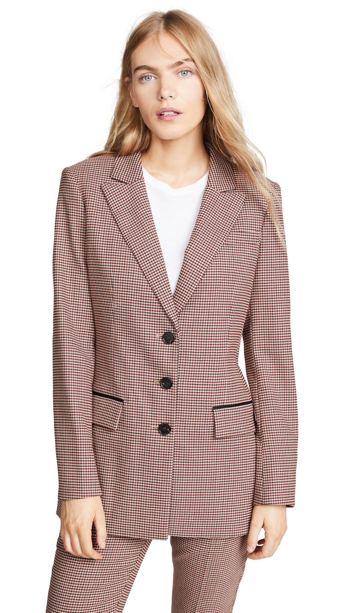 Jason Wu Grey Milano Stretch Blazer