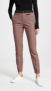 Jason Wu Эластичные брюки-скинни Milano