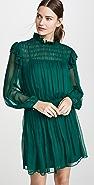 Jason Wu Crinkle Chiffon Dress