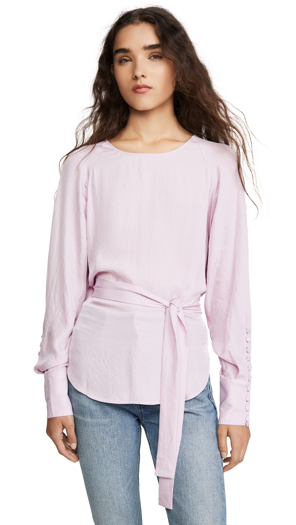 Jason Wu Wrap Blouse - 30% Off Sale
