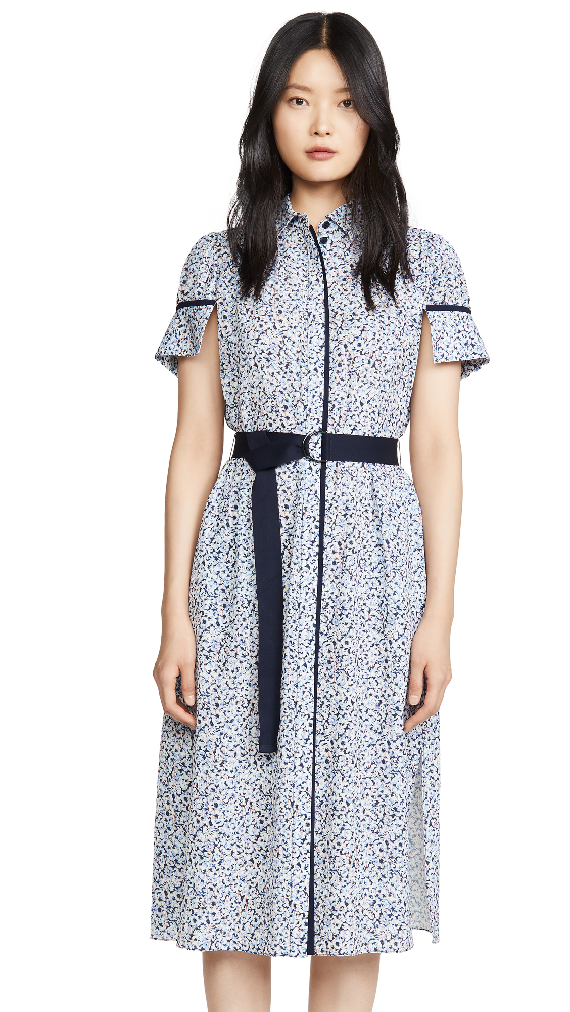 Jason Wu Printed Shirt Dress - 30% Off Sale