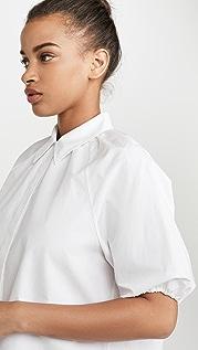 Jason Wu 连肩袖衬衫