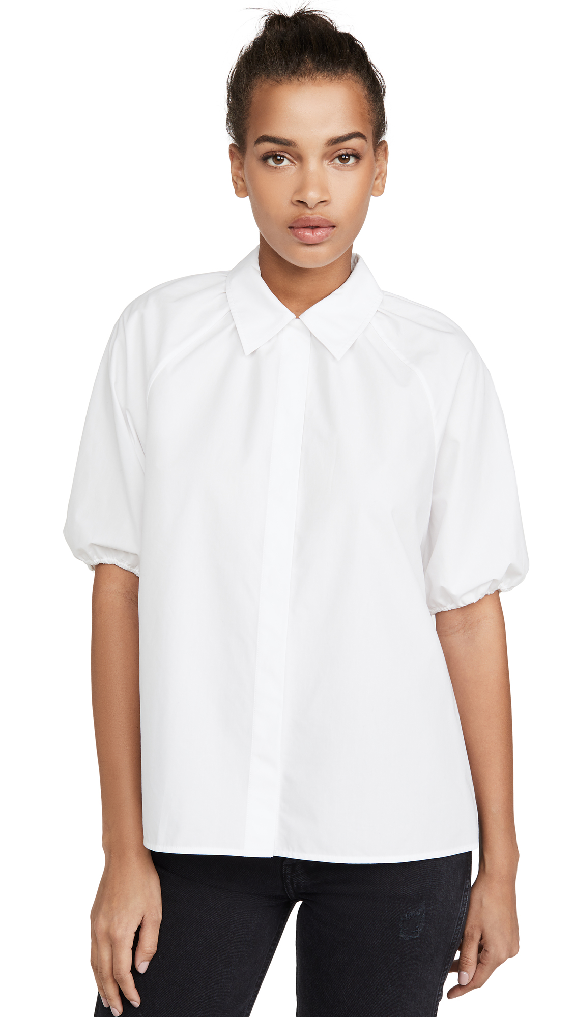 Jason Wu Raglan Sleeve Shirt - 40% Off Sale