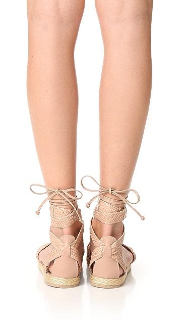 KAANAS Neith Espadrille Sandals