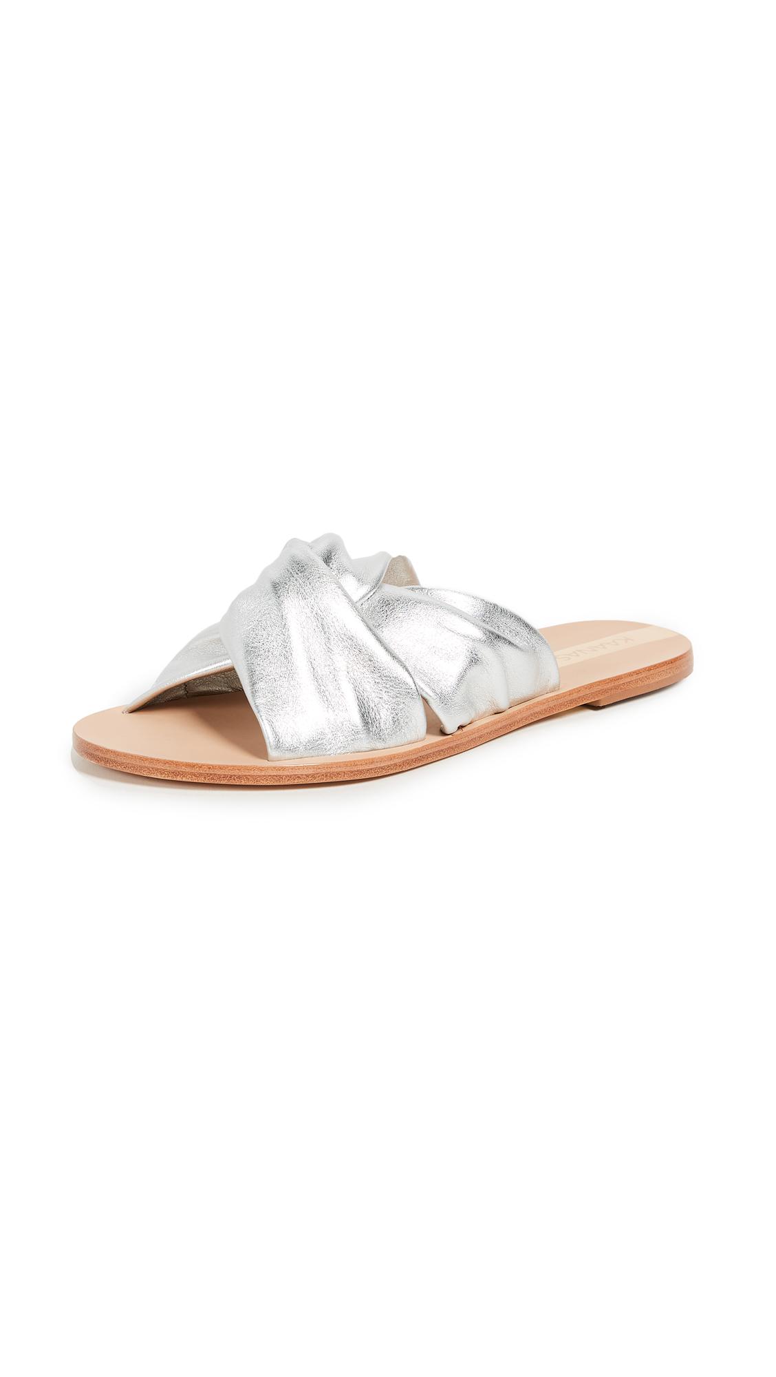 KAANAS Belem Knot Sandals